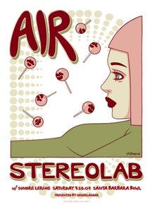 Air & Stereolab