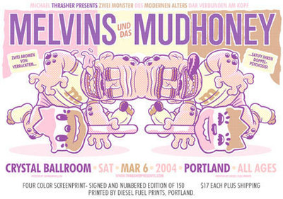 Melvins & Mudhoney