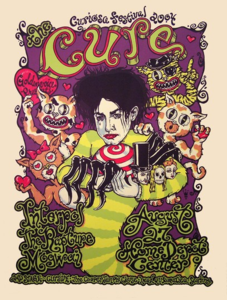 The Cure with Interpol, Mogwai, & The Rapture