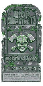 Iron Maiden, Motorhead & Dio