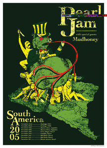 Pearl Jam & Mudhoney